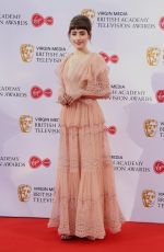 Ellise Chappell At British Academy Television Awards, Royal Festival Hall, London