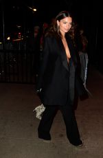 Emily Ratajkowski At Gucci After Party at Met Gala in New York