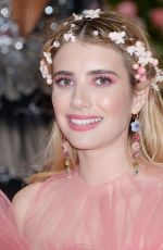 Emma Roberts At 2019 Met Gala in NYC