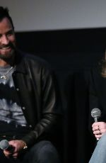 Emma Stone At Emmys Screening & Q&A for Maniac in NY