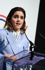 Emma Watson At G7 Equality Meeting in Paris