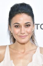 Emmanuelle Chriqui At 29th Annual Environmental Media Awards in Beverly Hills
