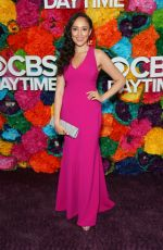 Erica-Marie Sanchez At CBS Daytime Emmy Awards After Party at Pasadena Convention Center in Pasadena