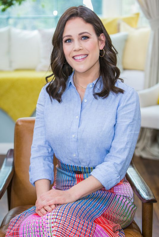 Erin Krakow At Hallmark