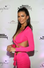 Erin Willerton At Sports Illustrated Swimsuit 2019 Issue Launch in Miami