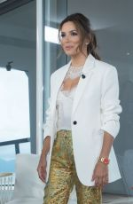 Eva Longoria At Kering Conference in Cannes France