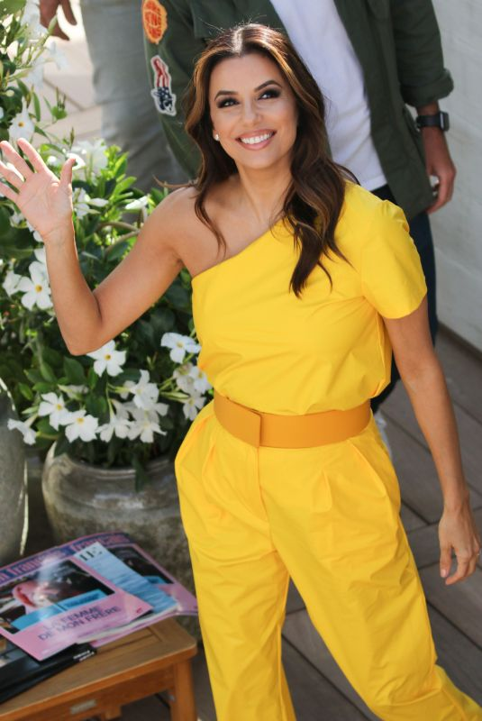 Eva Longoria At the Martinez hotel in Cannes