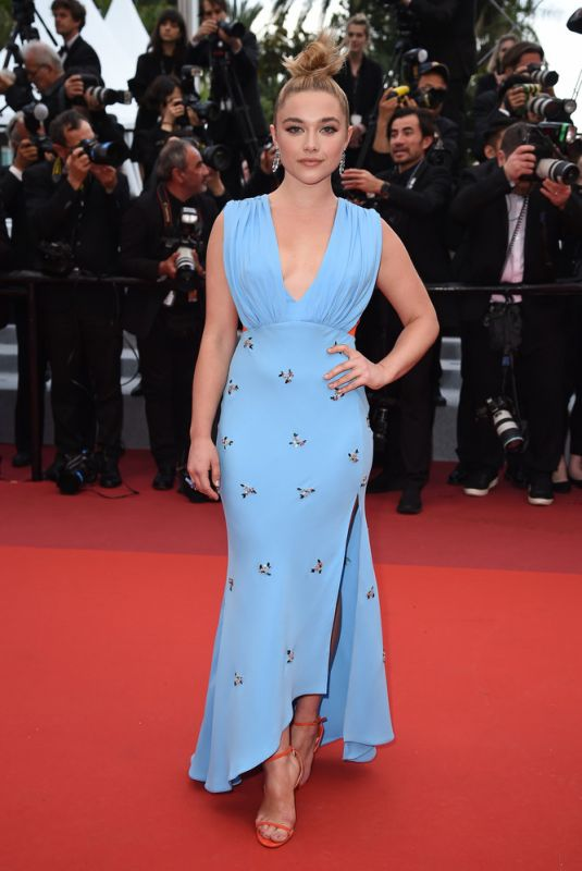 """Florence Pugh At """"le belle epoque"""" screening - 72nd annual cannes film festival"""