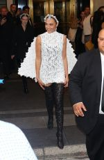 Gal Gadot Heads to the 2019 Met Gala In New York