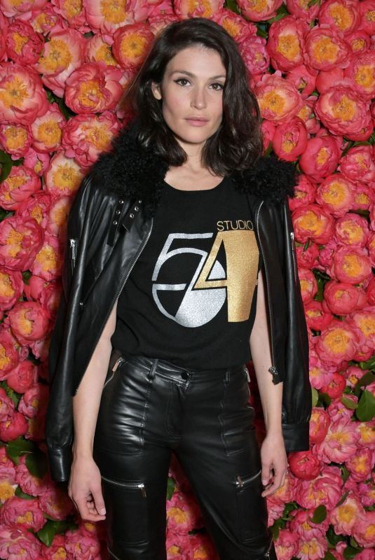 Gemma Arterton At Michael Kors Dinner Party, in London