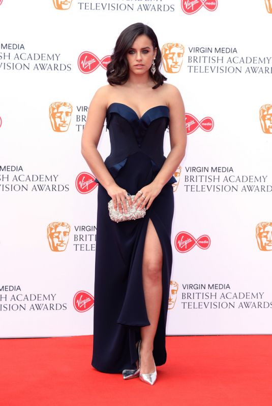 Georgia May Foote At Virgin Media British Academy Television Awards 2019 in London