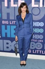 "Gina Gershon Attends the season 2 premiere of ""Big Little Lies"" at Jazz at Lincoln Center in New York"