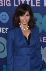 """Gina Gershon Attends the season 2 premiere of """"Big Little Lies"""" at Jazz at Lincoln Center in New York"""