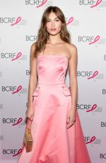 Grace Elizabeth At Breast Cancer Research Foundation Hosts Hot Pink Party in New York City