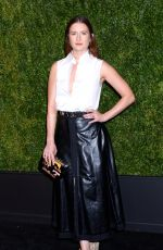 Grace Gummer At 14th Annual Tribeca Film Festival Artists Dinner hosted by Chanel in New York City