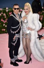Gwen Stefani At 2019 Met Gala in New York City