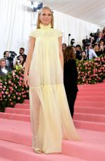 Gwyneth Paltrow At 2019 Met Gala in New York