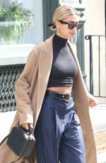 Hailey Baldwin Out in New York