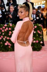 Hailey Bieber At 2019 Met Gala in NYC