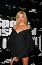 Hailey Clauson At Sports Illustrated Swimsuit issue launch celebration in Miami