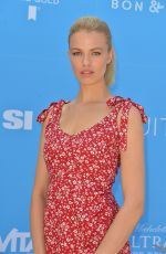 Hailey Clauson At Sports Illustrated swimsuit release party in Miami