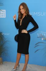 Haley Kalil At Sports Illustrated Swimsuit On Location at Ice Palace in Miami