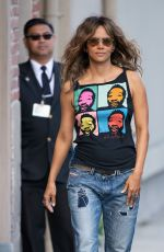 Halle Berry Arrives at