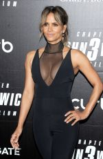 Halle Berry At John Wick: Chapter 3 - Parabellum Premiere in NY