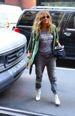 Halle Berry Steps out in New York City