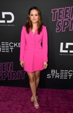Hayley Orrantia At Special Screening of