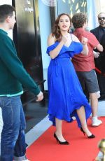 Hayley Orrantia Celebrates her New EP in Los Angeles