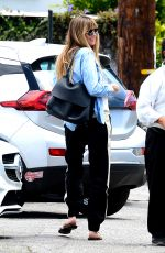Heidi Klum Spotted out and about in LA