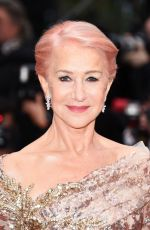 Helen Mirren At Screening of