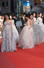 Hina Khan At bacurau screening at 2019 cannes film festival