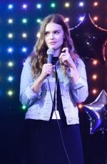 Holland Roden At 4U Experience Convention in Sao Paulo