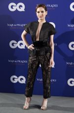 Ivana Baquero At GQ Inconquistables Awards in Madrid