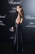 Izabel Goulart At Chopard