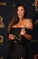 Jacqueline MacInnes Wood At 46th Annual Daytime Emmy Awards in Pasadena