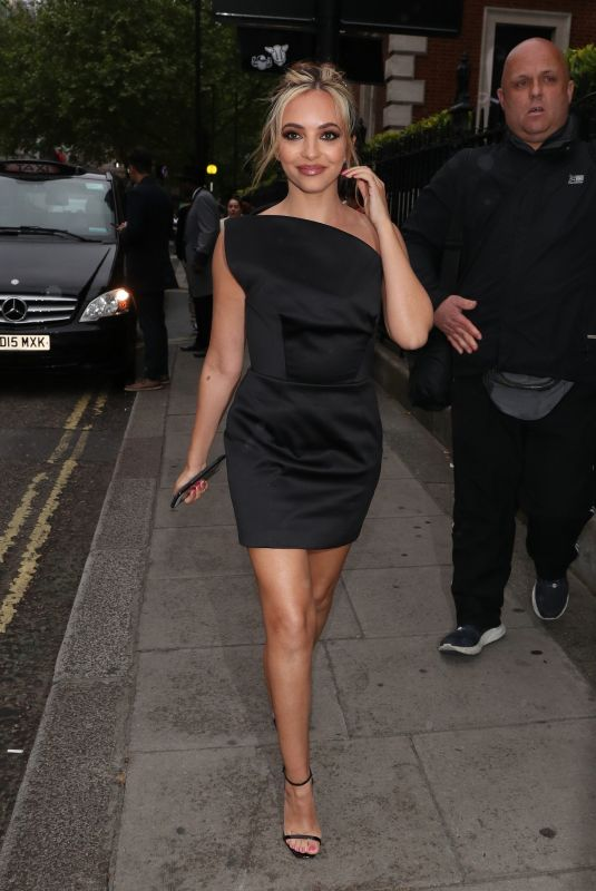 Jade Thirlwall Arriving to the lgbt awards 2019 in London