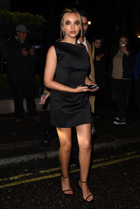 Jade Thirlwall Leaving the LGBT Awards 2019 in London