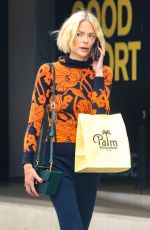 Jaime King Leaves the Palm Restaurant in Beverly Hills