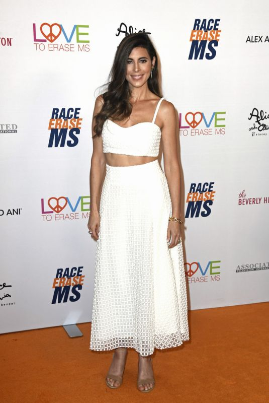 Jamie-Lynn Sigler At 26th Annual Race To Erase MS in Beverly Hills