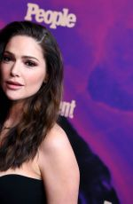 Janet Montgomery At entertainment weekly and people magazine upfront party, union park in NY