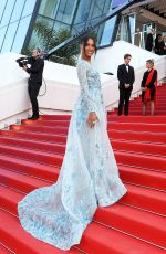 "Jasmine Tookes At ""The Traitor"" screening - The 72nd Annual Cannes Film Festival"