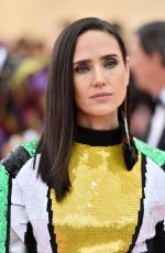 Jennifer Connelly At 2019 Met Gala in NY