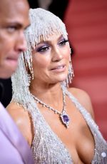 Jennifer Lopez At 2019 Met Gala in NYC Adds