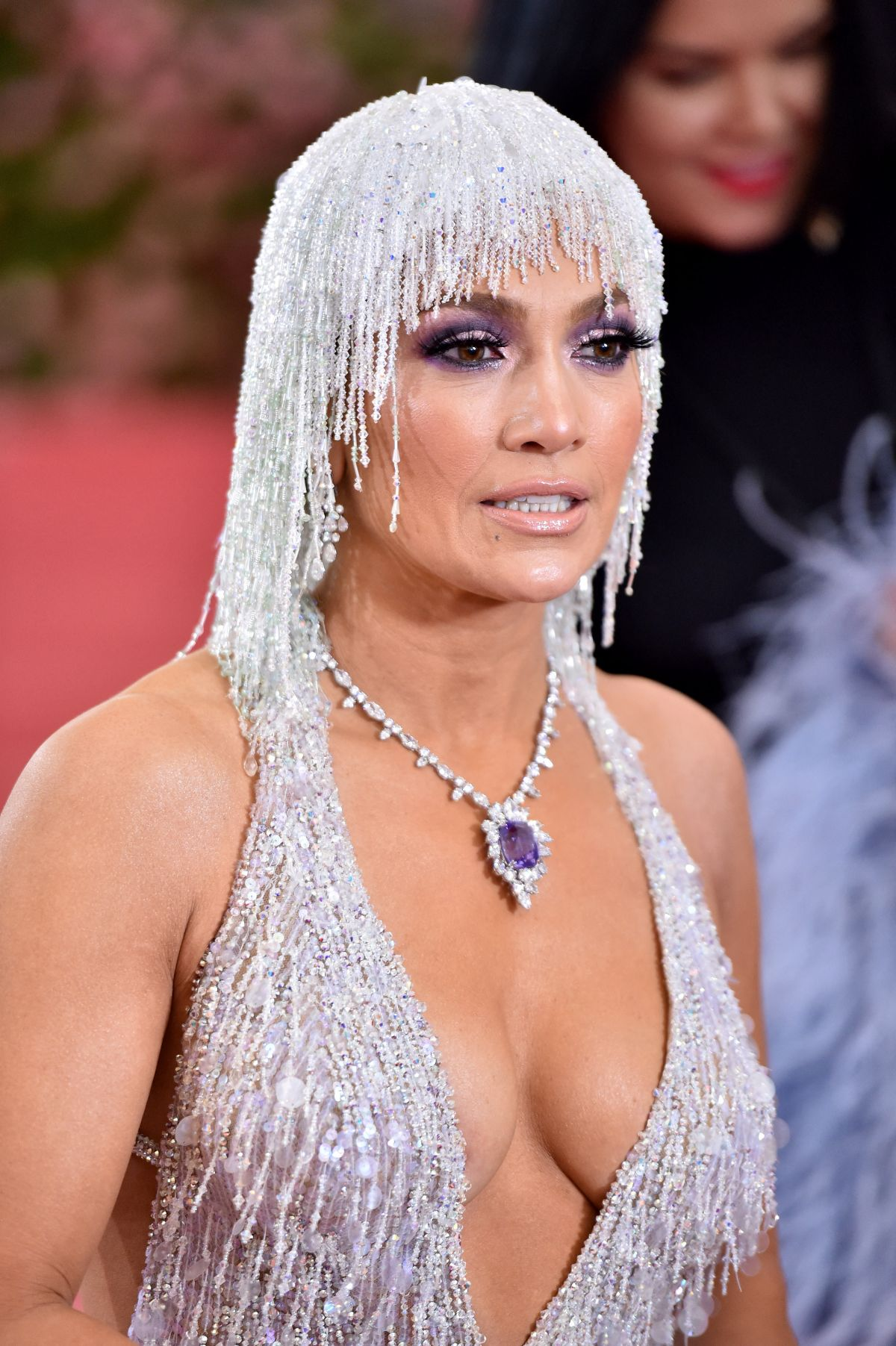 Jennifer Lopez At 2019 Met Gala In Nyc Adds Celebzz