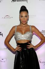 Jessica Aidi Attends the Sports Illustrated Swimsuit 2019 Issue Launch at Seaspice, Miami