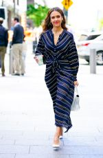 Jessica Alba Out and about in New York