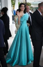 Jessica Kahawaty At the Martinez hotel during the 72nd annual Cannes Film Festival in Cannes